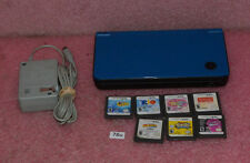 Nintendo DS XL Console With 7 Nintendo DS Games.