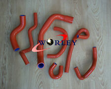 RED SILICONE RADIATOR/COOLANT HOSE fit NISSAN SKYLINE GT-S/GT-T R33,R34 RB25DET