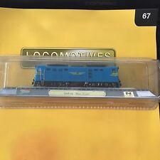 Del Prado SAR 6E Blue Train 6 Electric locomotive South Africa No 69