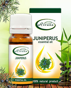 100% Natural Pure Essential Oil Juniperus communis 10ml Aromatherapy Pure Oil
