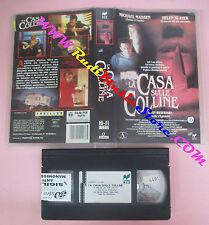 VHS film LA CASA SULLE COLLINE 1994 Michael Madsen Helen Slater RCS(F153) no dvd