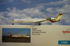 Herpa Wings 1:500 Bombardier CRJ-900 Libyan Airlines 5A-LAL 524001