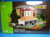 Faller N 232246 Bausatz WERTSTOFFHOF neu in Originalverpackung,M 1:160,