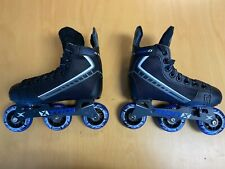 TronX Adjustable Inline Roller Junior Youth Skates size Yth11-Jr1 - used once