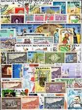 Sénégal 200 timbres différents