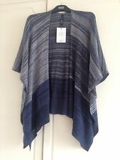 Striped Wrap Tops for Women without Fastening