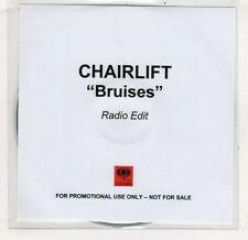(GV80) Chairlift, Bruises - DJ CD