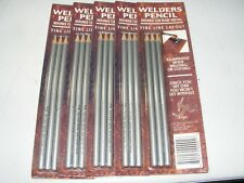 Silver Mine Welders Welding welder's Pencils lot shop supply Qty: 15 pencils New