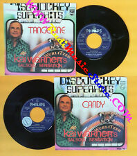 LP 45 7'' KAI WARNER'S SALSOUL SENSATION Tangerine Candy 1976 italy no cd mc dvd