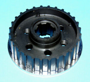 Triumph front pulley beltconversion AT10 syncroflex belt 25mm 1963-85 650 750