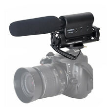TAKSTAR SGC-598 Photography Interview Shotgun Microphone for Nikon Canon DSLR