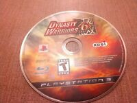 Sony PlayStation 3 PS3 Disc Only Tested Dynasty Warriors 6 Ships Fast