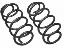 For 1997-2006 Jeep Wrangler Coil Spring Set Rear Moog 71654QY 1998 1999 2000