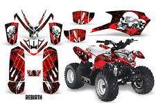 POLARIS OUTLAW 50 PREDATOR 50 2005-2016 GRAPHICS KIT CREATORX FIRE BLADE BBL