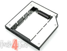 second Hard Disk Drive Caddy 2nd  HDD SSD IDE SATA Apple MacBook Pro 17 2008