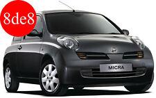 Nissan Micra K12 (2005) - Manual de taller en CD