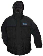 Arctic Armor Floating Extreme Weather Ice Fishing Snowmobiling Jacket Black SM