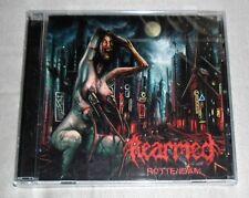 CD - REARMED - ROTTENDAM -- DEATH / TRASH METAL - 2014 - NEU IN OVP