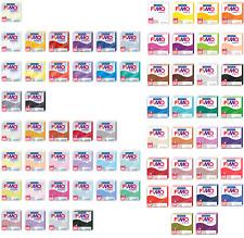 [28,77€ / 1 kg] Fimo Soft Effect Modelliermasse 570g 10er Set Farbwahl per Mail