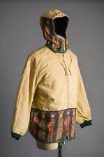 Vtg 50 - 60'S German Parka Jacket Opti Zipper Size 40