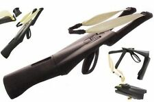Saunders wrist rocket pro sling shot slingshot foldable wrist brace portable