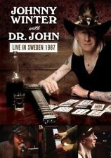 NEW Winter, Johnny With Dr. John - Live In Sweden 1987 (DVD)