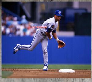 MLB Toronto Blue Jays Roberto Alomar Color 8 X 10 Photo Picture