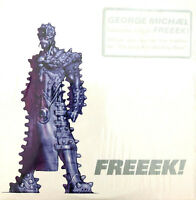 George Michael CD Single Freeek! - Europe (EX+/EX+)