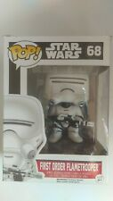 First Order Flametrooper #68 Funko Pop Vinyl Star Wars