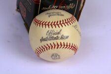 RARE VTG MacGregor Gold Smith South Atlantic League Baseball 1947-1952 w Box