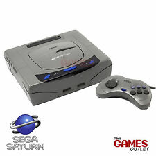 Sega Saturn - Console (Version 1) - NTSC Japan / Japanese - Complete Setup (A)