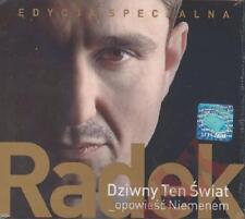 JANUSZ RADEK - DZIWNY JEST TEN ŚWIAT: OPOWIEŚĆ NIEMENEM - 2CD, 2009