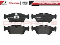 BMW 3 E36 E46 Z3 Z4 BREMBO GENUINE ORIGINAL BRAKE PADS FRONT AXLE P06024
