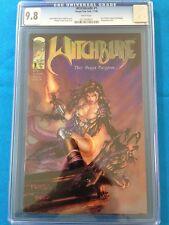 Witchblade #1 - Image - CGC 9.8 - Michael Turner