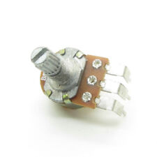WH148 B500K Rotary Potentiometer Single Turn B500K With Switch OFF ON