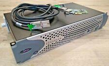 Avid Nitris DX Hardware BOB DNxHD I/O Media Composer w/ PCI-e host card & cable