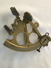 Vintage Sextant Astrolab Steampunk Maritime Steampunk Nautical Decor Brass