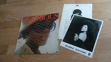 GLORIA GAYNOR - GLORIOUS (RARE 1977 VINYL LP + PRESS RELEASE & PROMO PHOTO)