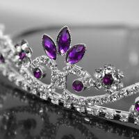New Design Bridal Crystal Rhinestone-Wedding Party Headband Tiara Hair Accessory