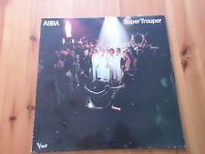 abba / super trouper / 33 tours