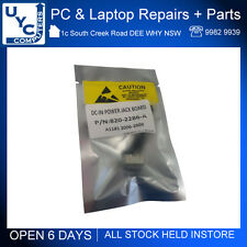"""AS NEW DC Jack/Charging Port for MacBook 13"""" 2006-2009 A1181 820-2286-A WHITE"""