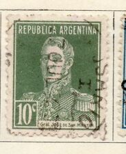 Argentine Republic 1923 Early Issue Fine Used 10c. 182998