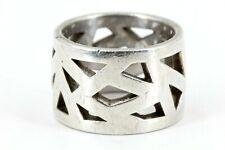 JETTE JOOP Silber Ring 925 Sterling Silber Größe 59 Gewicht 15,36g massiv