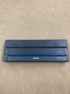 brother PJ-663 A4 PocketJet Mobile Printer Black Bluetooth Thermal JAPAN