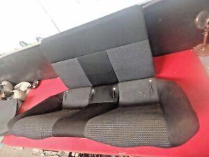 00-05 MITSUBISHI ECLIPSE GT REAR BACK SEAT CUSHION BOTTOM BACKING PILLOW BOTH
