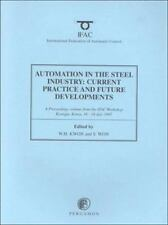 IFAC Proceedings Volumes: Automation in the Steel Industry : Current Practice...