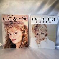 Wynonna  & Faith Hill Sheet Music Songbook Piano Voice Guitar Lyrics and Music