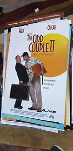 THE ODD COUPLE II  original 1 sheet  movie poster   VIDEO SHOP