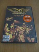 AEROSMITH - YOU GOTTA MOVE-  DVD+ CD  MUSICA HEAVY ROCK