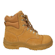 NEW Spendless Womens Landscape Olympus Workwear Leather Slip Resistant Work Boot